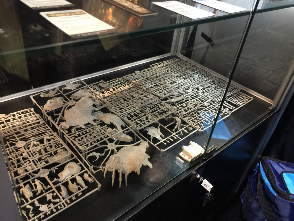Kingdom Death: Monsters Miniature Sprues